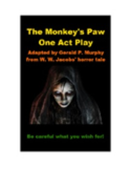 One act Monkey's Paw
