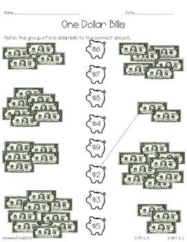 Money Dollar Bills