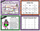 One and two step word problems for multiplication, division with or w/o QR codes