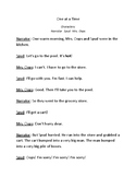 One at a Time Reader's Theater (F&P Level J)