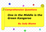 One in the Middle is the Green Kangaroo by Judy Blume