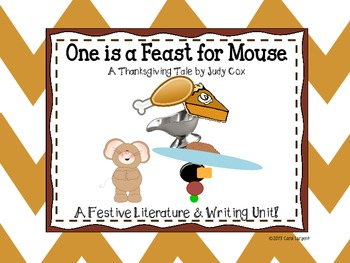 One is a Feast for Mouse