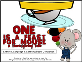 One is a Feast for Mouse:  A Thanksgiving Tale Book Companion