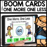 One more One Less | Boom Cards Distance Learning