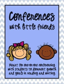 One-on-One Conferences for Writing and Reading