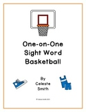 One-on-One Sight Word Basketball Game