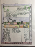 One-pager Book Analysis Templates