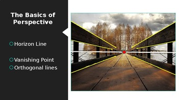 One-point and Two-point Perspective