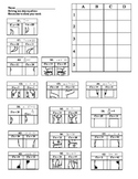 One step equation puzzle worksheet