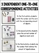 Counting & One-to-One Correspondence Activities {Spring Edition}