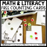 One-to-One Correspondence Counting Cards