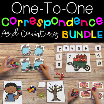 One to One Correspondence & Counting Growing Bundle