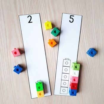 One-to-One Correspondence Intervention Activities for Kindergarten Number Sense