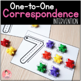 One-to-One Correspondence Intervention Activities for Kind