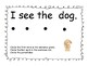 One to One Correspondence Kindergarten Sight Word Sentence