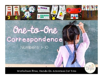 One-to-One Correspondence: Numbers 1-10