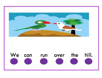One to One Correspondence Short Vowel Bundle