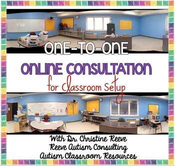 One-to-One Online Consultation Session for Special Education Classroom Setup
