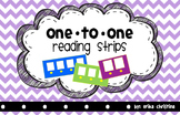 One-to-One Reading Strips