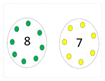 One-to-one Correspondence (Counting 1-10) Interactive Center