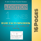 Ones Addition Mini Book