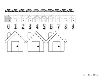 Ones Street: Tool to teach place value, adding and sizes of numbers