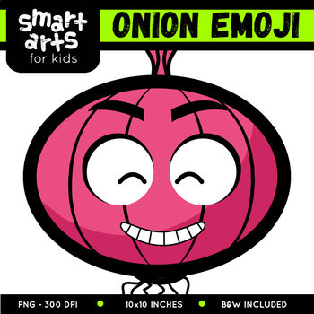 Onion Emoji Clip Art