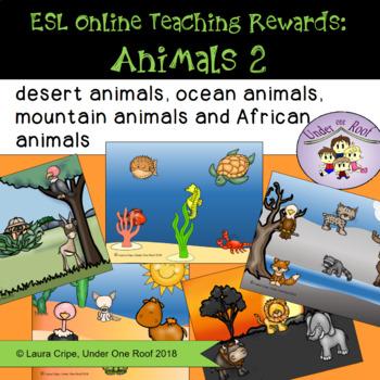 Online Class Reward System: Animal 2