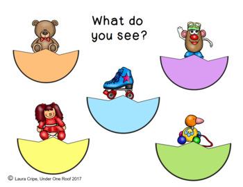 Online Class Reward System:  Egg Puzzles