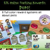 Online Class Reward System: Pet Themed