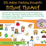 Online Class Reward System: School Theme