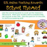 VIPKID Reward System: School Theme