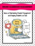 Online Classroom Management Guide