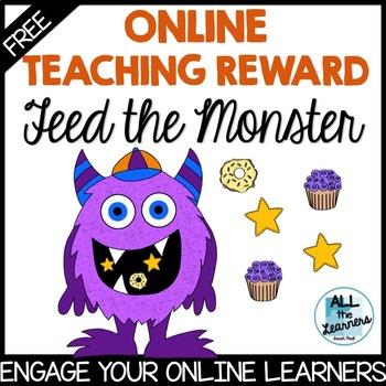 Online Classroom Rewards (VIPKID Freebie)