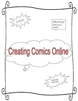 Online Comic Creator