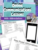 Online Communication Activities for Middle School During D