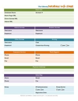 Online Database Management Printable