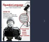 Online Digital Interactive Magazine & PDF Figurative Langu