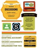 Online Discussion Handout for Teachers