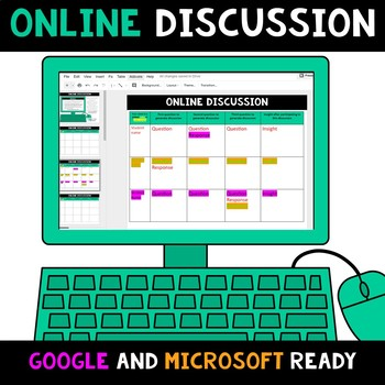 Online Discussion Template