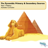 The Pyramids - Primary & Secondary Sources