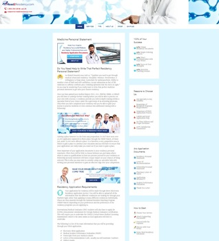 Online ERAS personal statement length help