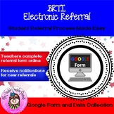 Online Electronic Behavior RTI Student Referral (Google Form)