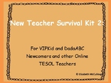 Online English Teacher Survival Kit 2