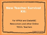 Online English Teacher Survival Kit