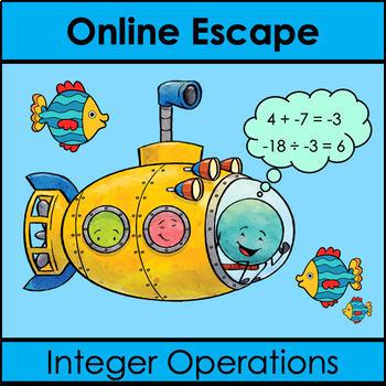 Online Escape Room - Integers