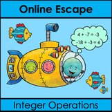 Online Escape Room - Integers