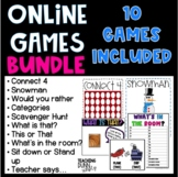 Online Games for Classroom - BUNDLE - Zoom Games - Digital