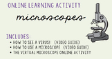 Online Learning Activity: Microscopes