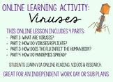 Online Learning Activity: Viruses